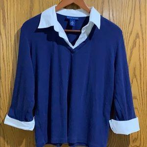 Karen Scott sweater Top size : large